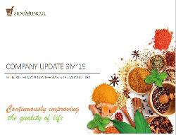 Company Update 9M19
