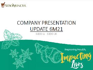 Company Update 6M21